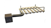 Spitfire Fireplace Heater With Blower 6 Tubes