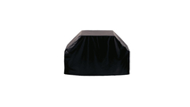 Optional black vinyl Blaze Grill Cover for the Traditional 4 Burner grill head