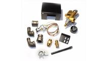 Rear Gas Inlet 83PKN Gas Fireplace Safety Pilot Kit