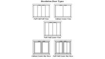 Revelation masonry fireplace door types