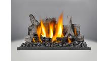 Ironwood Log Set (included)