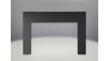 Black five piece 6 inch surround
