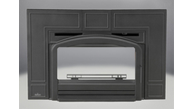 Oakdale EPI3 Series wood fireplace insert with Traditional Surround