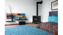Suggested room setting for the Knightsbridge Direct Vent Stove Top Vent