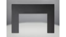 One piece 9 inch black surround