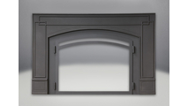 Black Cast Iron Surround