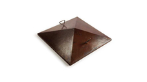 Square Copper Fire Pit Cover 30 Inch For Sedona Fire Bowls