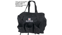 Easily tote your Everywhere Portable Infrared Grill and keep it protected with this optional carrying bag!
