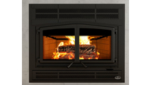 Osburn Horizon Fireplace with Heat Activated Variable Speed Blower