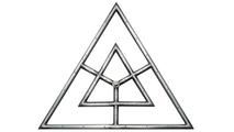 Triangular SS Burner