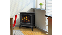Suggested room setting for the Knightsbridge Vent Free Gas Stove