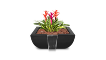 24 Inch Alicante Planter and Water Bowl