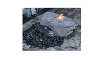 Boulder Fountain Kit - Fire & Water