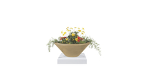 24 Inch Cadiz Planter Bowl