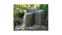 (3 Columns shown) Column Fountain Large - Complete Kit