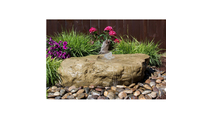 Large Bird Bath Fountain Kit