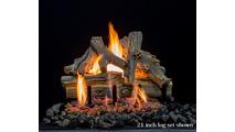 21 inch Arizona Juniper Gas Log Set