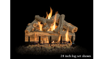 24 inch Arizona Juniper Gas Log Set