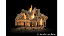 24 inch Arizona Juniper Gas Log Set