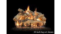 30 inch Quaking Aspen Gas Log Set