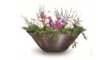 31 Inch Merida Copper Planter Bowl