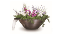 31 Inch Remi Planter Bowl with Water Spillway