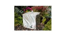 20″ Glacier Marble Cube Fountain