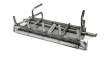 Grand Canyon Gas Logs Stainless Steel Outdoor 2 Burner