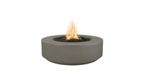 Florence Concrete Gas Fire Pit 42 Inch