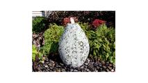 24″ Green Marble - Almond Fountain Kit