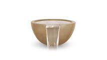 30 Inch Lucena Concrete Scupper Bowl