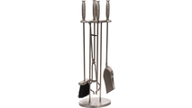 5 Piece Tool Set with Pewter Finish