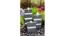 Color Block Towers Fountain Kit