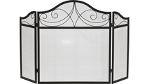 3 Fold Fireplace Screen