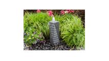 Polished Diagonal 24″ - Granite Fountain Kit