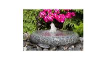 Smooth Round Fountain