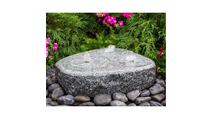 Triple Circle Fountain