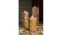 Triple Salt River Sandstone Fountain Kit