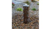 Basalt Fountain Kit - Special Carving Horizontal Cut