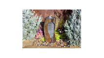 Basalt Fountain Kit - Special Carving Swirl Cut