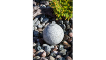 Fountain Kit - 8″ Granite Sphere
