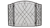 3-Fold Arched Weave Design Screen