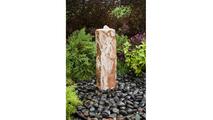 Travertine Fountain Kit - Large 30″