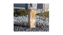 Travertine Fountain Kit - Medium 24""