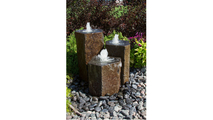 Basalt Column Fountain Kit - Hollowed-Out