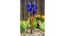 Blue Iris Flower - Complete Kit