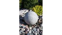 Fountain Kit - 12″ Granite Sphere