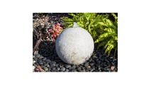 Fountain Kit - 20″ Granite Sphere