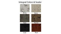 Fire Bowl Integral Colors