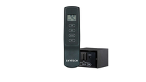 Skytech Battery Operated On/Off LCD Remote for Solenoid Gas Valve Systems